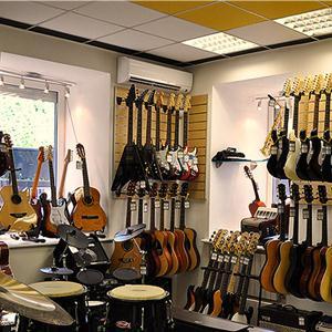 Музыкальные магазины Пряжи