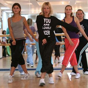 Школы танцев Пряжи