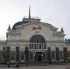 Железнодорожные вокзалы в Пряже