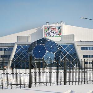 Спортивные комплексы Пряжи