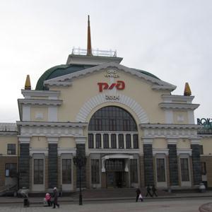 Железнодорожные вокзалы Пряжи