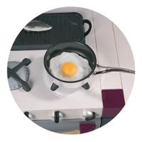 Контакт, клуб - иконка «кухня» в Пряже
